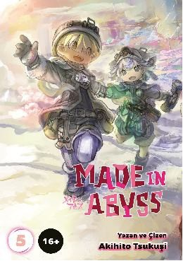 Made in Abyss Cilt 5
