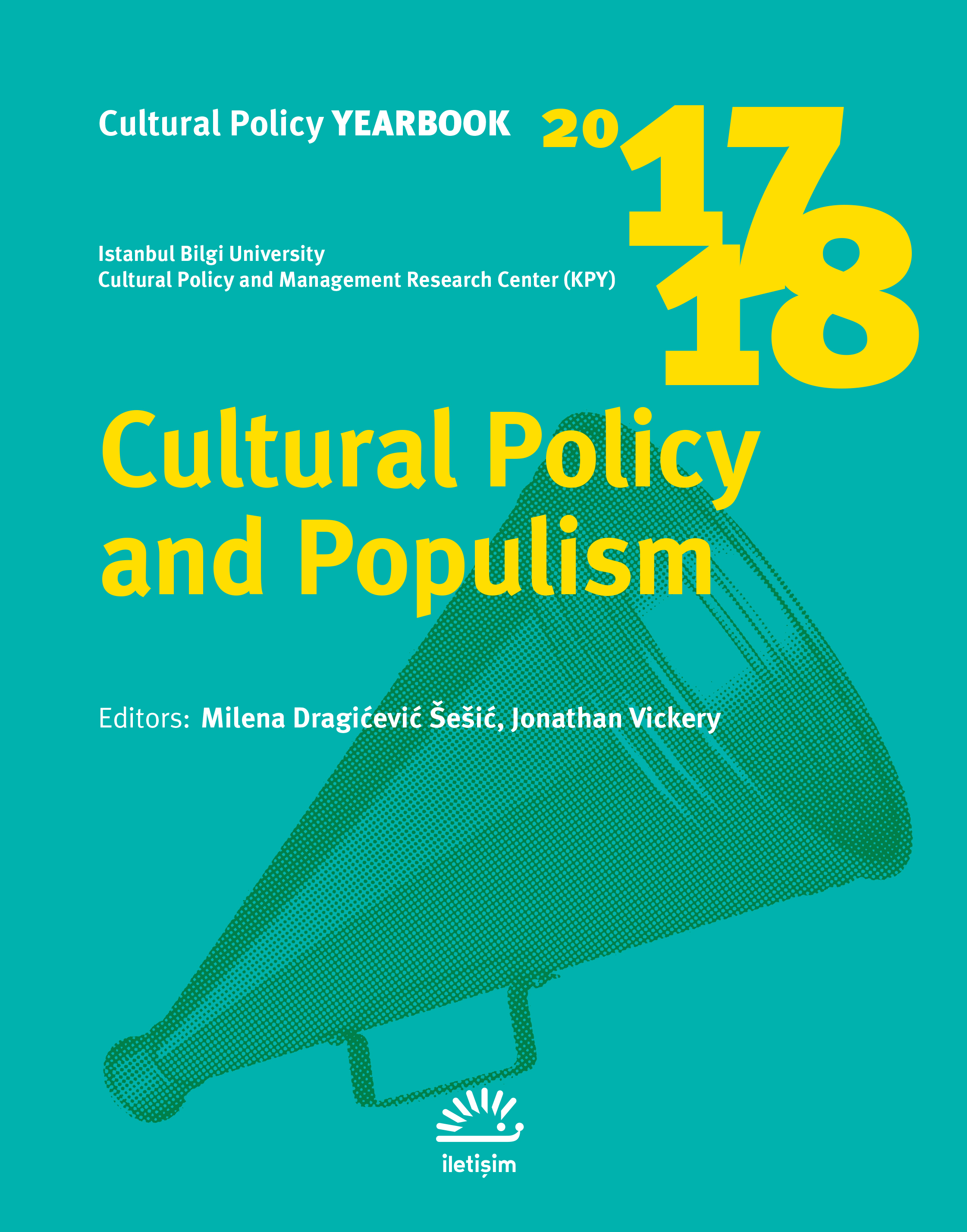Cultural Policy and Populism Yearbook 2017 2018